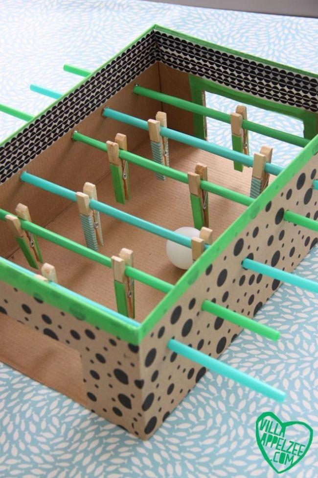 15 Ideas sencillas de cajas de cartón que harán tu casa más acogedora
