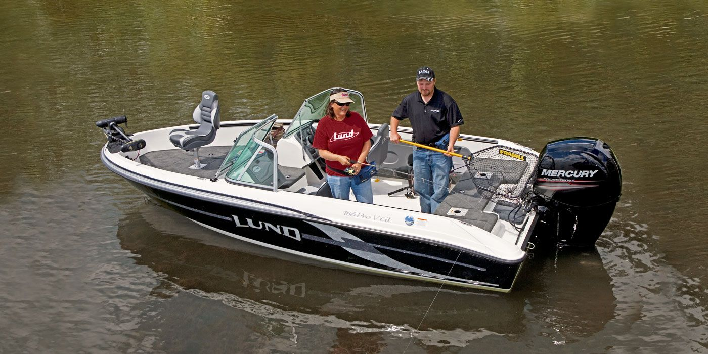 Lund boats premium aluminum fishing walleye boats home for Aluminum fishing boats