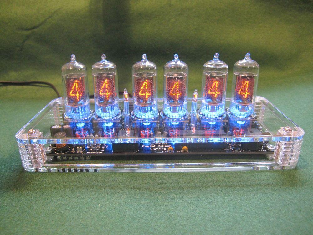 PV Electronics QTC Nixie clock kit