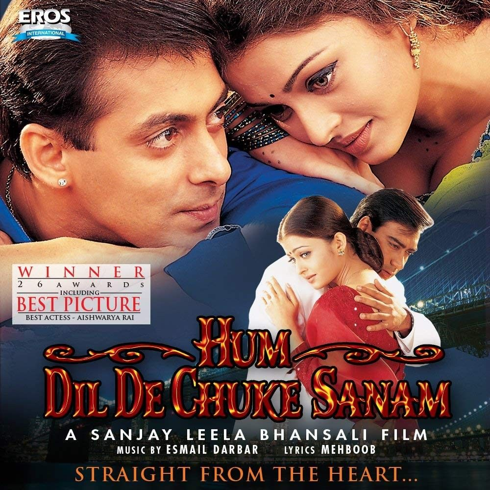 Aishwarya Rai Photos Of Hum Dil De Chuke Sanam Mp3 Song Download Mp3 Song Songs