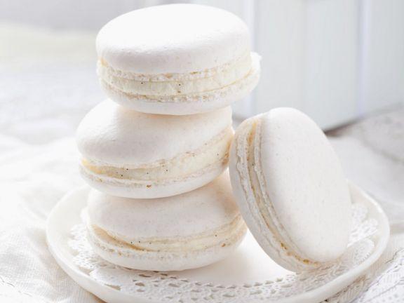 Macarons mit Schokocreme