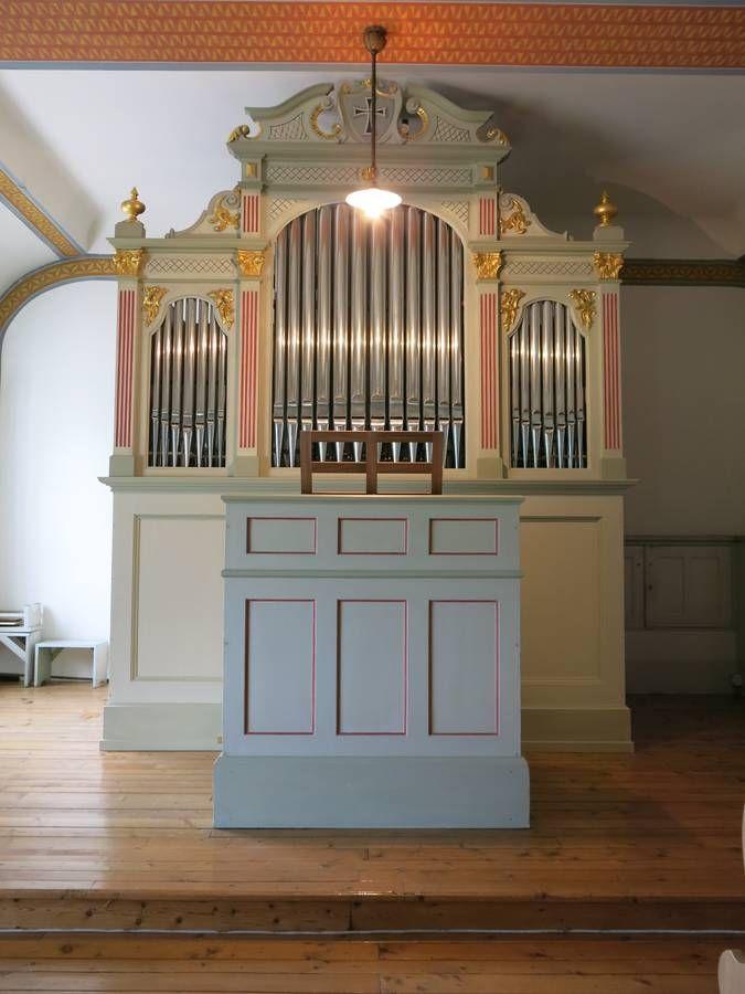 Lana/Lanegg, Klosterkirche – Organ index, die freie Orgeldatenbank