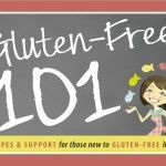 adventures of a gluten free mom -- tons of great info and recipes (kid friendly)