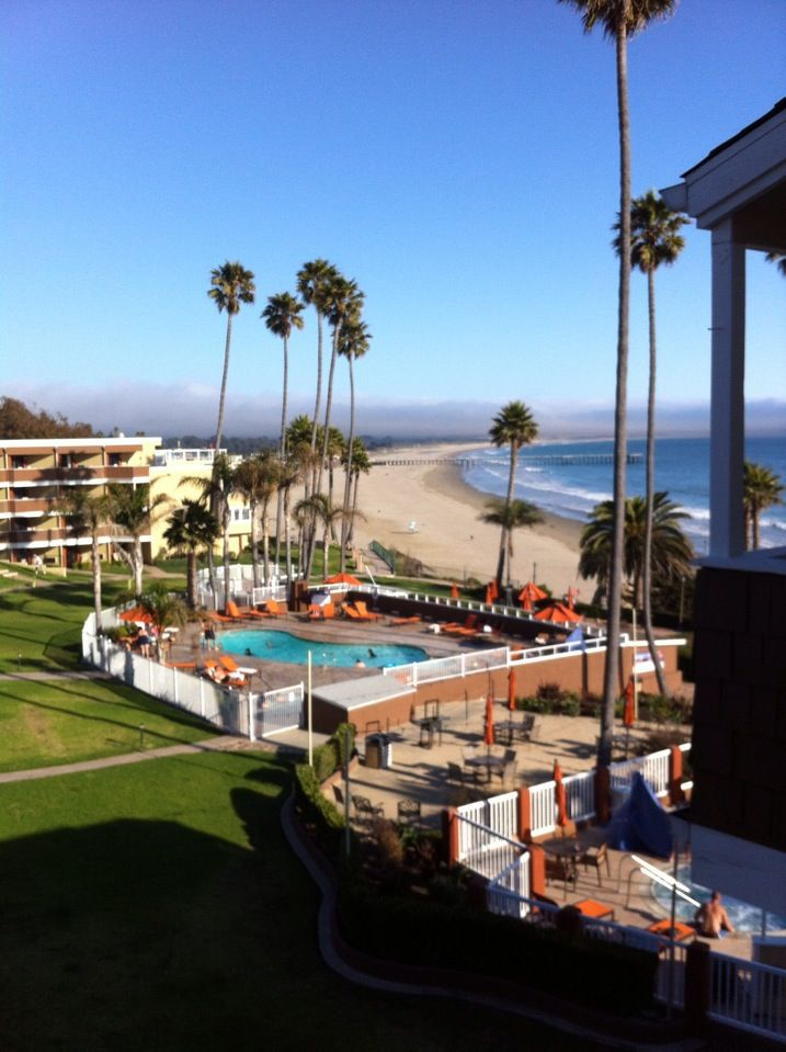 Seacrest Oceanfront Hotel In Pismo Beach Ca