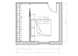Risultati immagini per misure minime per cabina armadio | casa ecc ...