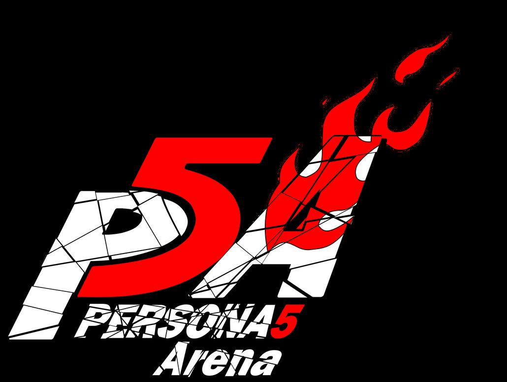Persona 5 Arena By Https Www Deviantart Com Sonic2099thehedgehog On Deviantart Persona 5 Persona How To Make Logo
