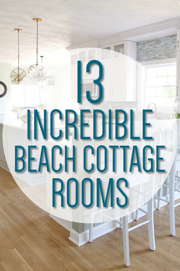 Beach Cottage Decor For Every Room In Your Home - Mommy Thrives