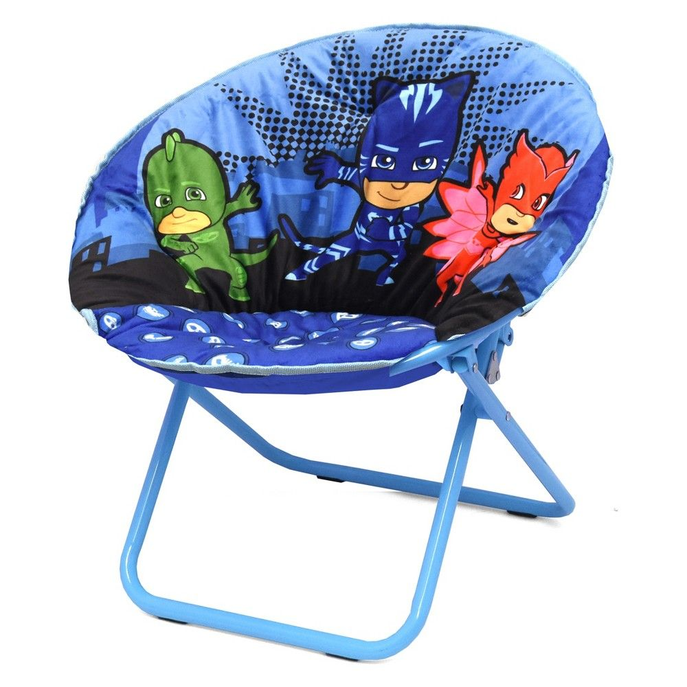 Phenomenal Every Child Will Love Using This Pj Masks Saucer Chair The Creativecarmelina Interior Chair Design Creativecarmelinacom