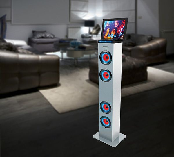 Tall Tower Stereo Speaker With Led Lights Cool Sh T I Buy Led Lights Stereo Speakers Led
