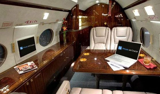Resultado de imagem para gulfstream g650 interior  Private