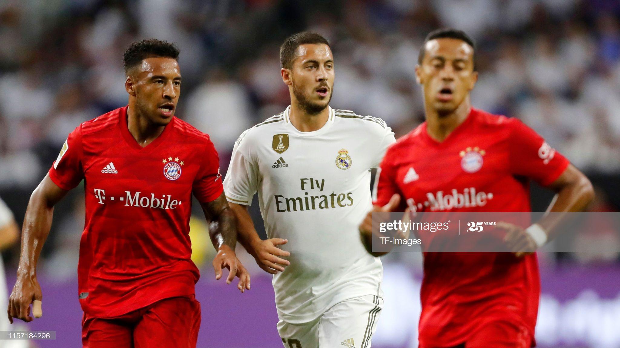 Bayern MГјnchen Real Madrid 2021