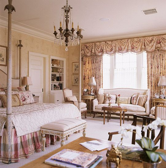 Interior Designer Charles Faudree French Flair - Traditional Home