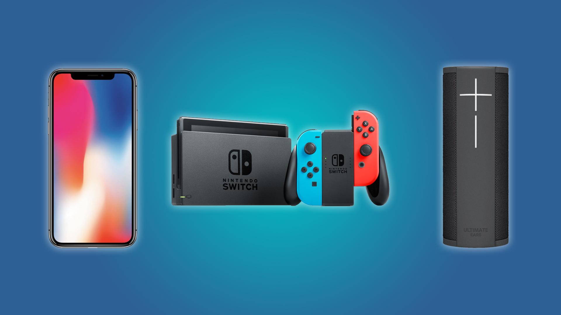 Daily Deals A 263 Nintendo Switch A 675 Iphone X An 80