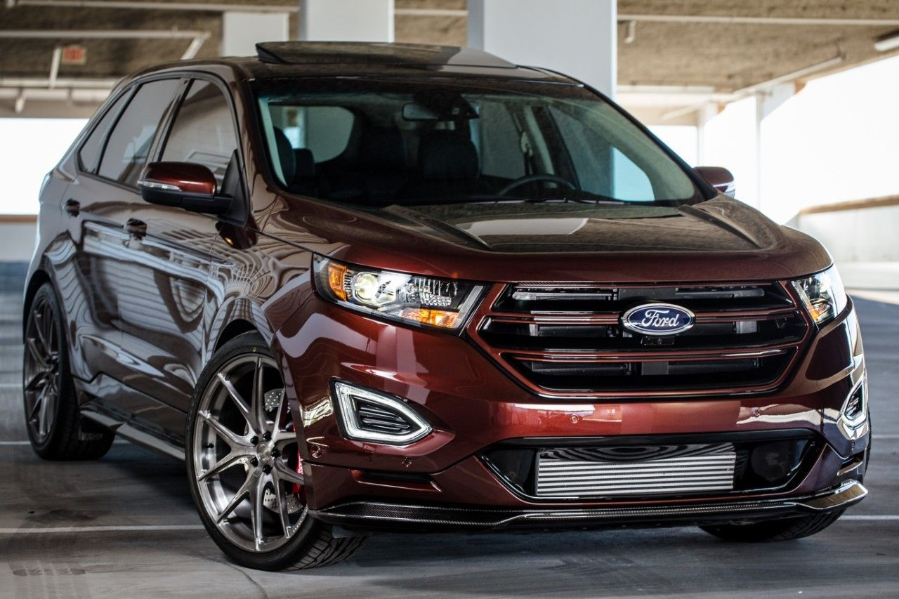 CHECK OUT THE FORD PERFORMANCE SEMA MEGA GALLERY Ford