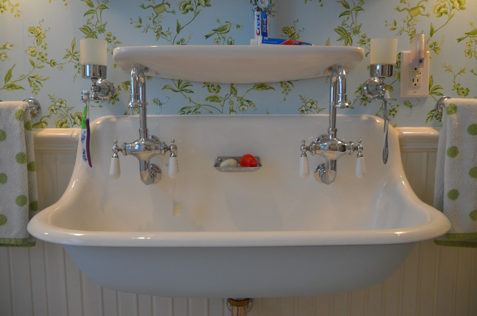 great sink for either master bath or pool bath. | Bathrooms ...