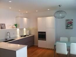 una cucina illuminata con faretti led   faretti led   pinterest - Decorazioni Cartongesso Con Faretti