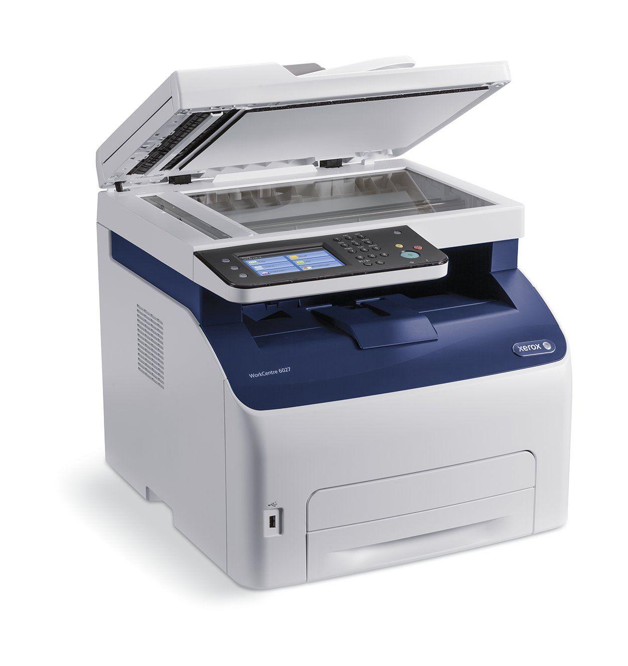 Xerox Workcentre 6027 Ni Wireless Color Multifunction Printer