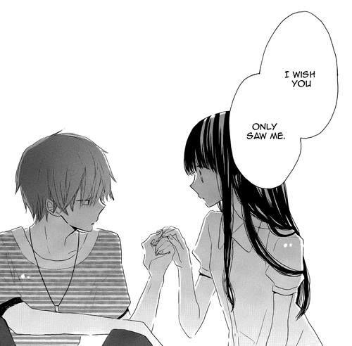 Manga Anime Romance Comics: Manga- Last Game