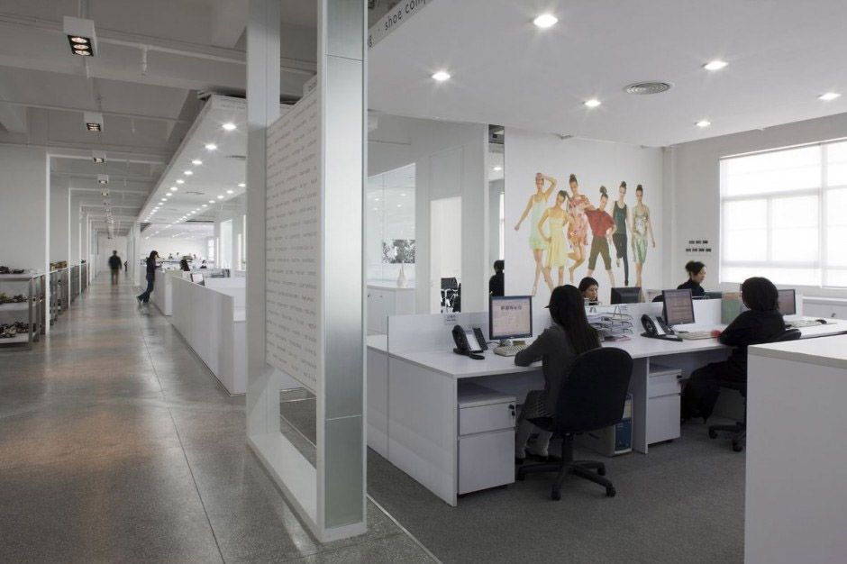 Home Design Interior Office Topline By HEAD Architecture And