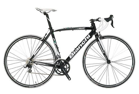 Logan Wimmer check out the new 2012 Bianchi Via Nirone 7 105