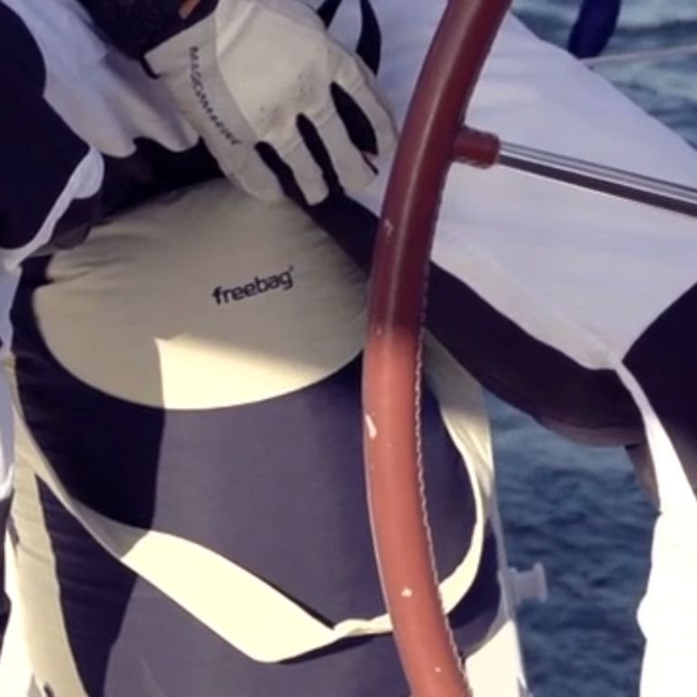 Freebag: better than a boat bean bag and cushion for a sailboat. It floats, is…