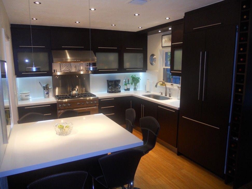 Kitchen Cabinets Miami And Modern Island Kitchen Designs ...