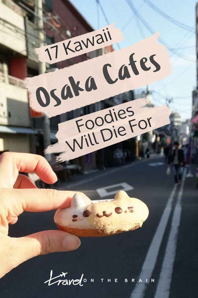 Photo of 17 Kawaii & Themed Osaka Cafes Foodies Will Love – Travel on the Brain