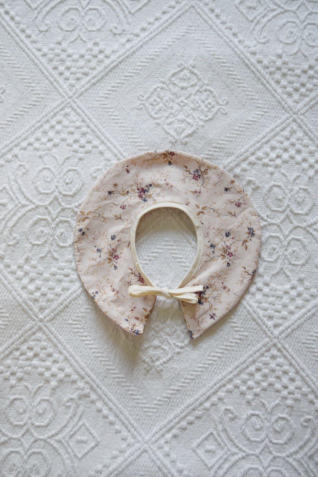 By Kitt / Handmade / Collar / Simplicity / Pattern / Kidswear / Dianaaud / Styling