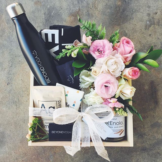 Diy Wedding Gift Basket Ideas: DIY Holiday Gift Box