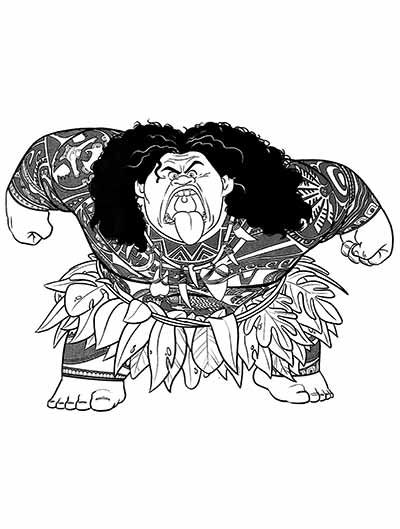 59 Moana Coloring Pages November 2020 Maui Coloring Pages Too Moana Coloring Pages Moana Coloring Coloring Pages