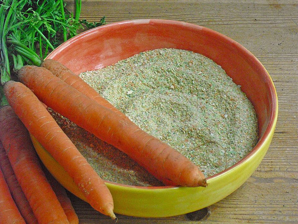 Gekörnte Gemüsebrühe, selbstgemacht, ein tolles Rezept aus der Kategorie Saucen. Bewertungen: 7. Durchschnitt: Ø 3,8.