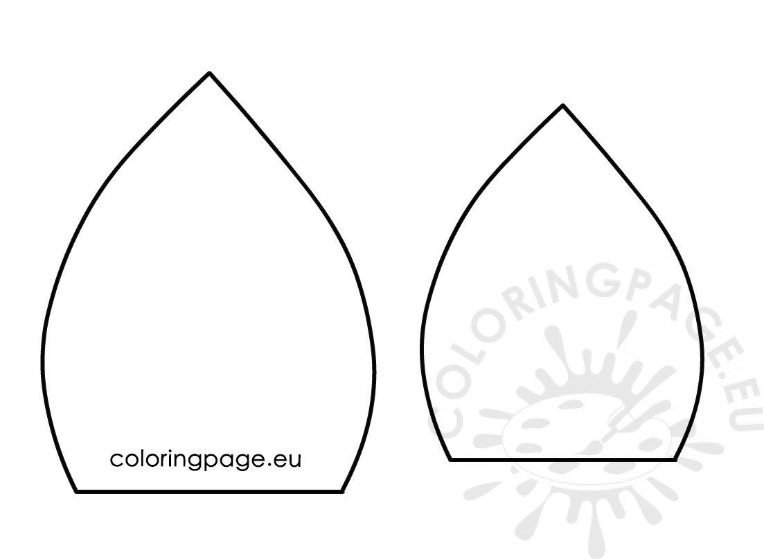 Unicorn Ears Coloring Pages Unicorn Ears Coloring Pages