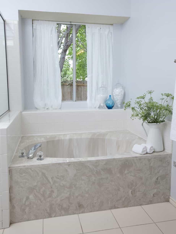 Elegance marble bathroom tub tubs marbles and interiors