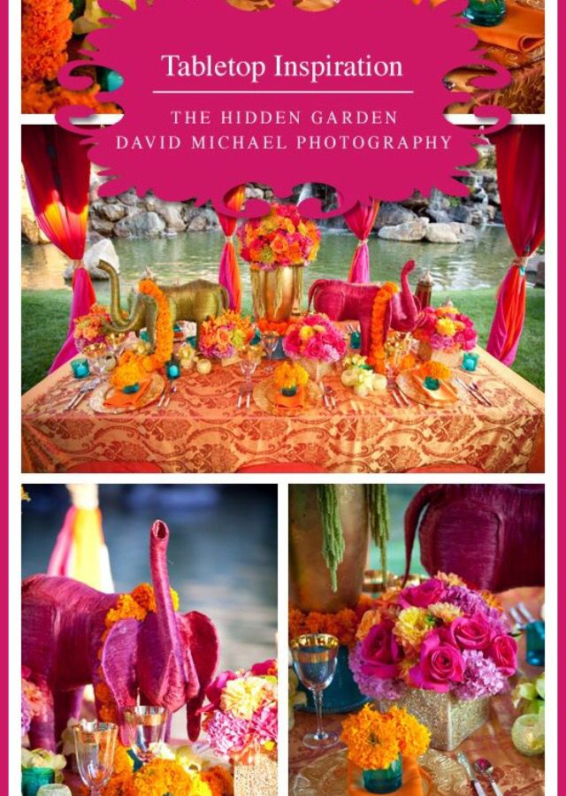 Decoraci n hindu ahamish pinterest hindus - Decoracion indu ...