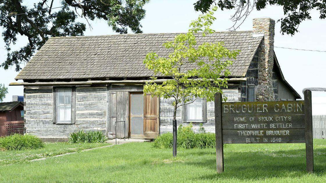 Photos bruguier cabin siouxland life cabin house