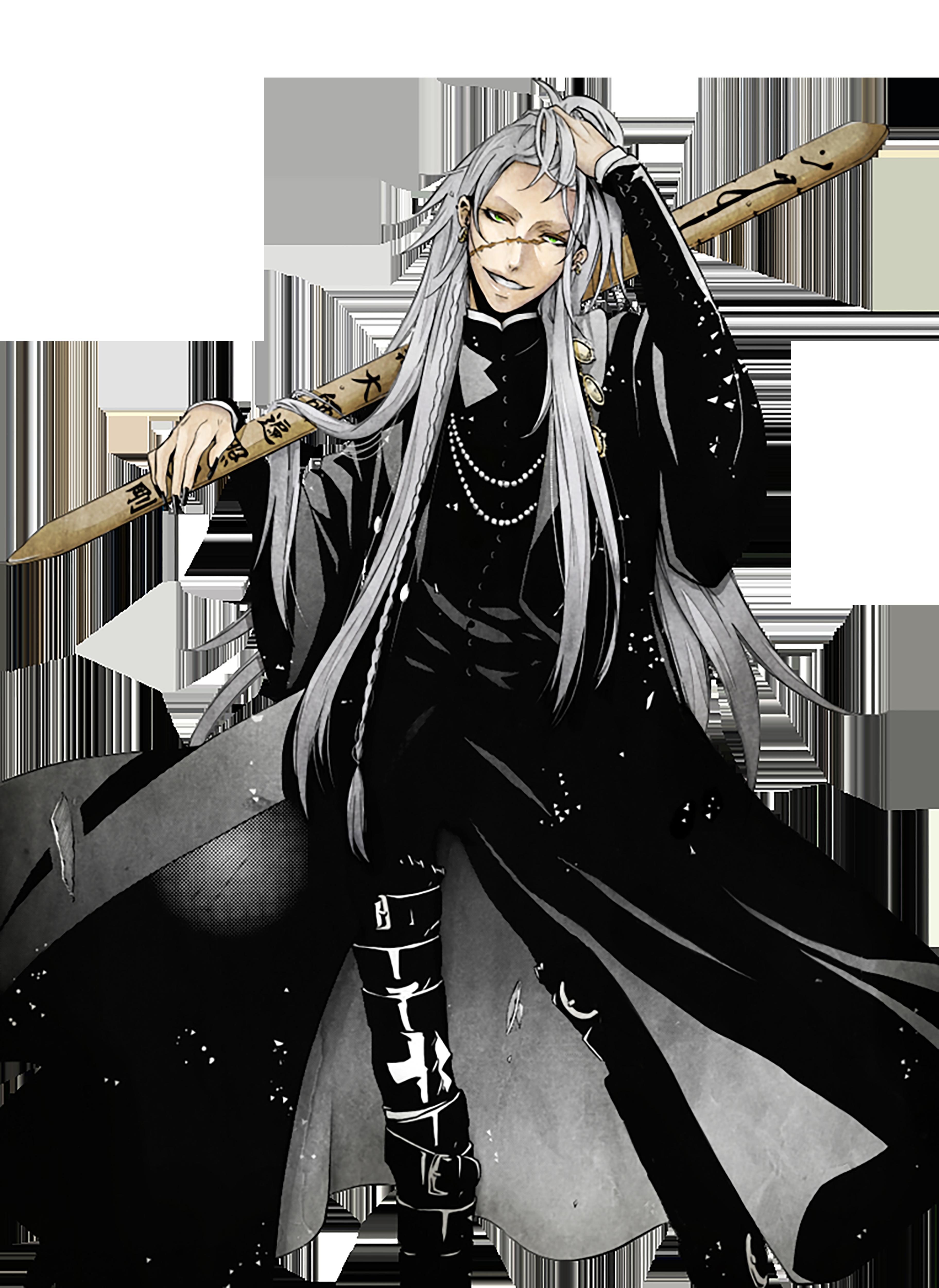 Photo of Undertaker – Black Butler