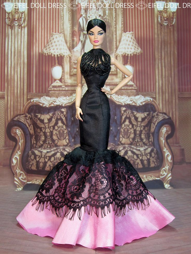 Barbie Dolls : Más tamaños | Check out the new dress on my eBay shop ...