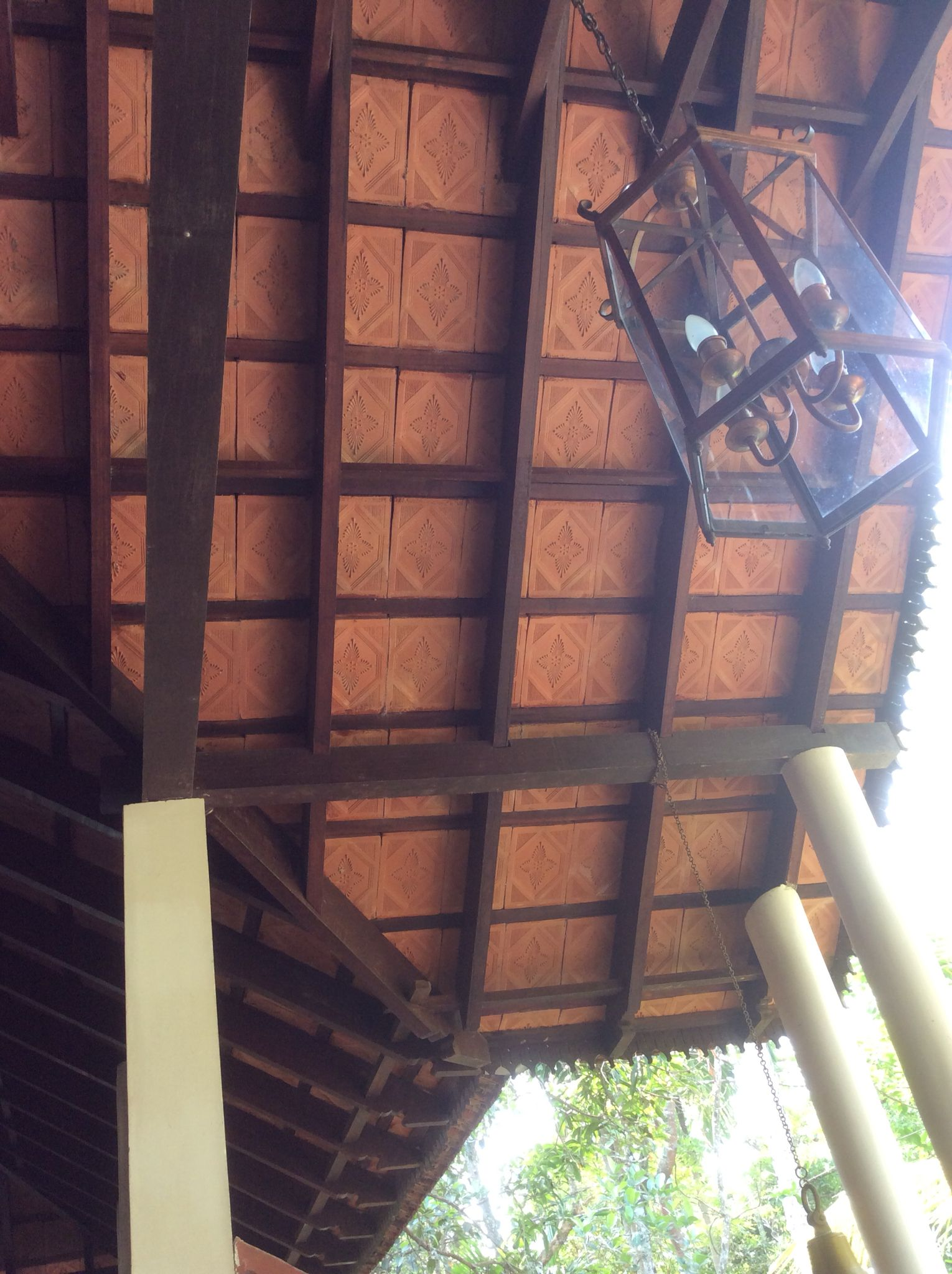 Roof in Alleppey
