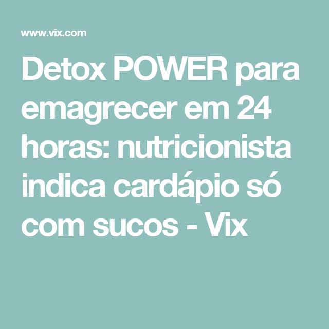 detoxifiere 24 ore)