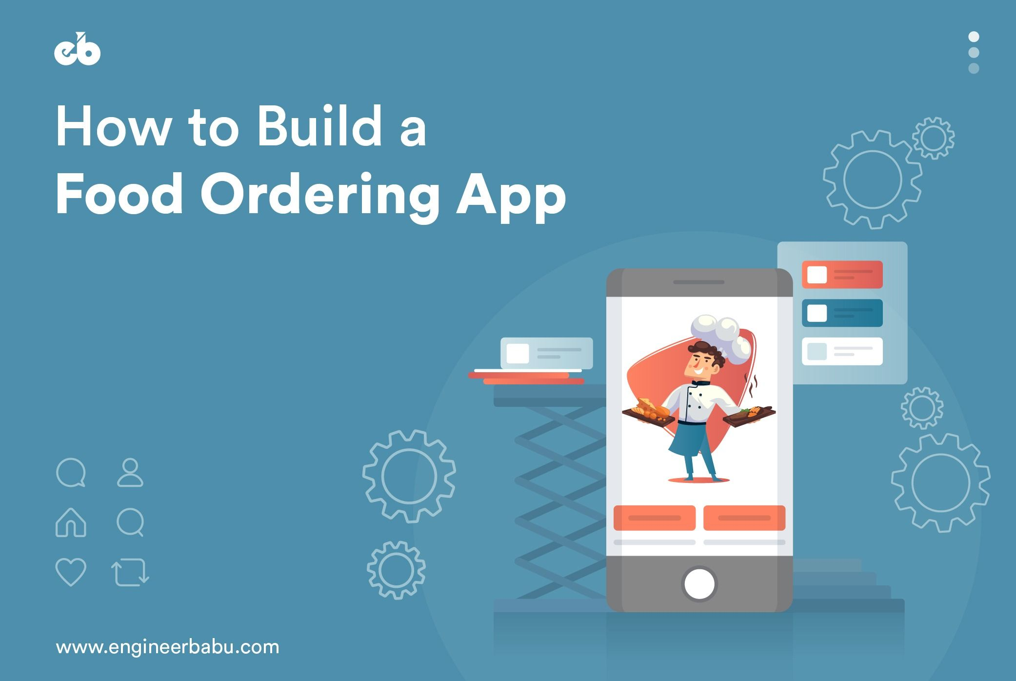 How to Develop an Amazing Food Ordering App?