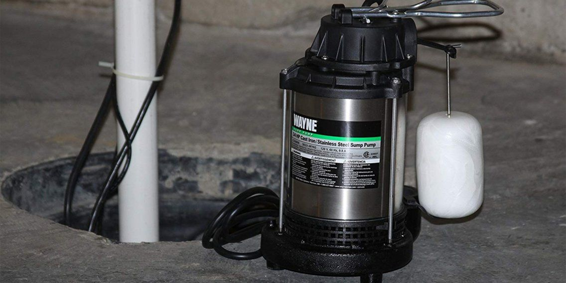 The Best Sump Pumps You Can Buy Sump Pump Sump Submersible