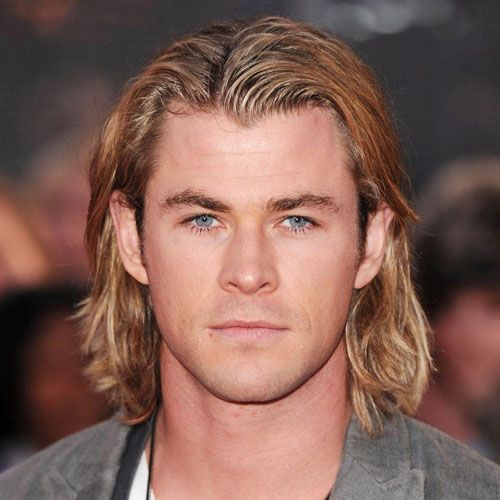 Chris Hemsworth Long Hairstyle Jpg 500 500 Long Hair Styles