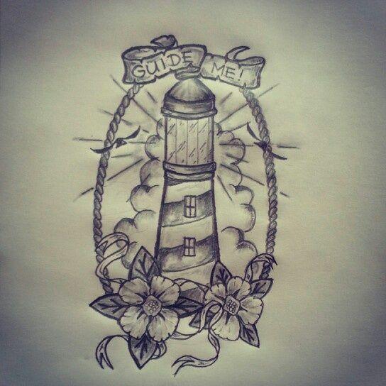 lighthouse rose tattoo google search tatts pinterest lighthouse tattoo and tatting. Black Bedroom Furniture Sets. Home Design Ideas