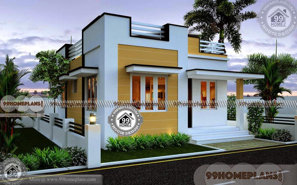 Very Cute And Beautiful 24 30 House Plans Collections Online City Urban Style Modern Flat Small House Design Bungalow House Design Best Small House Designs