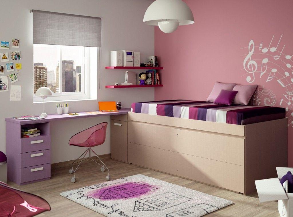 Resultado de imagen de decoracion juvenil cuartos pinterest decoracion juvenil imagenes - Paredes habitacion juvenil ...
