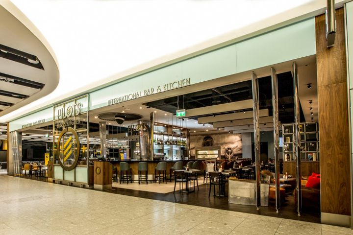 Sushi Restaurants Heathrow Terminal 5