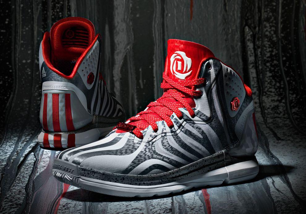 64f749567086 adidas Basketball Unveils D Rose 4.5 (Detailed Pics   Release Info ...