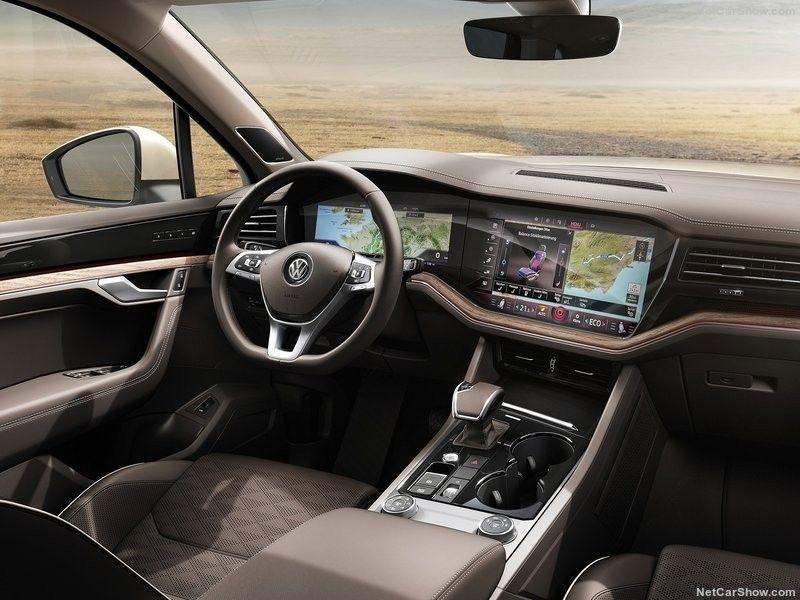 Volkswagen Touareg Interior Volkswagen Touareg Volkswagen Volkswagen Phaeton