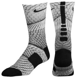 the latest d5254 28645 Nike Kobe Digital Ink Elite Crew Socks - Men s - Accessories