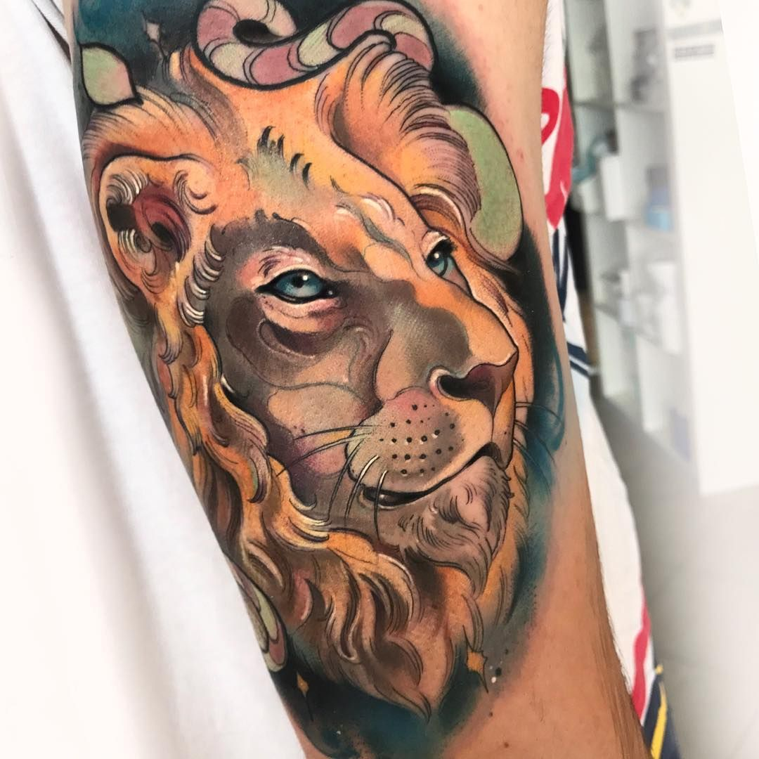 Neo Meaning: Lion Tattoos Ideas, Meaning And Symbolism Of Lion Tattoo